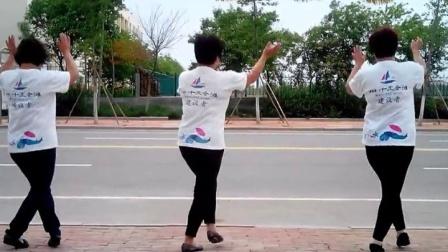 柳树庄玲玲广场舞《哑巴新娘》