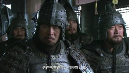 《三国》曹操麾下最霸气的虎将,斩了曹操多年老友,敢跟曹操顶嘴