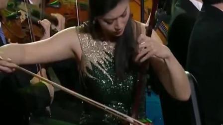 演奏家马向华二胡演奏《紫竹调》,琴声美人更美,宋飞也比不上!