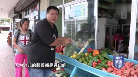 侣行:侣行夫妇带你逛南美小岛:没有超市,蔬菜和肉一样贵!