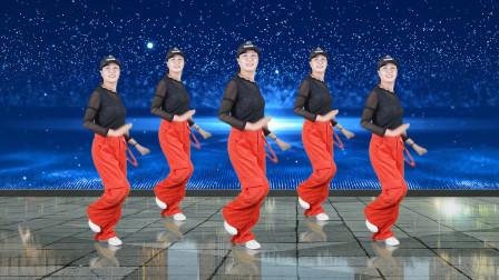 精选广场舞《爱人在何方》时尚动感