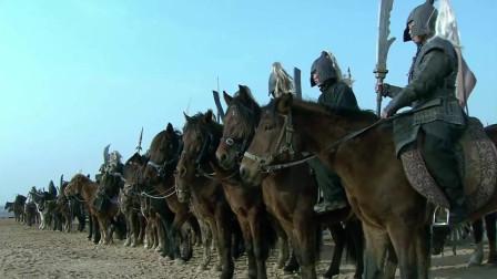 《三国》曹操五虎良将第一次全部同时出战,这一战奠定曹操在三国的霸主