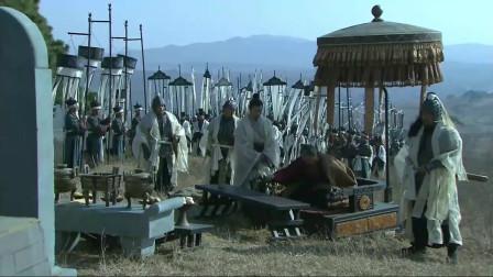 《三国》曹操在关羽坟前一番话让人深思,如果关羽跟曹操会是另一种结局