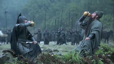 《三国》关羽被曹操围困曹,操舍不舍杀关羽,派他最好的朋友前去劝降
