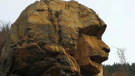 720度视角◆看网红杜家坡猿石2020.1.1