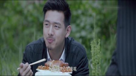 法医秦明:李现吃饭真有食欲,餐盒还有大鸡腿吃,吃出幸福感