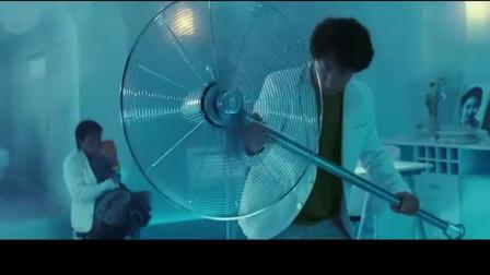 在冻库中开风扇,你们是魔鬼吧,这谁能受得了