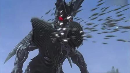 怪兽凭一身铠甲完败无数奥特兄弟,结果打一下手就废了!