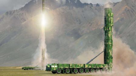 一枚导弹打出水漂弹道,目标被准确击毁,美:东风17