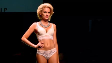 巴黎时尚内衣秀,艳丽动人,凸显玲珑曲线!