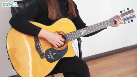 吉他的爬格子的教学