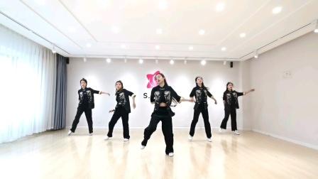 青岛年会舞蹈《苦行僧》练习室翻跳【青岛SPink舞蹈】