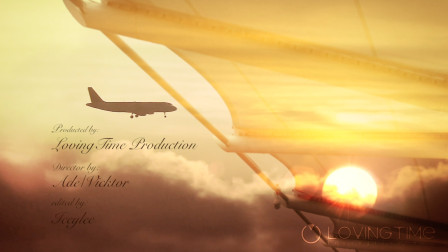 「 Sky lover 」向明 & 杨洁 ·南航空姐婚礼快剪·LovingTime出品