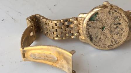 修复OLYM Prince手表