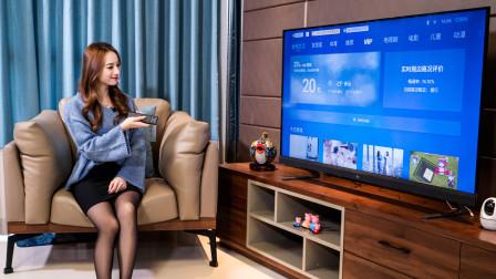 主打AIoT和本地生活!美女测评苏宁小Biu智慧屏,到底体验如何?