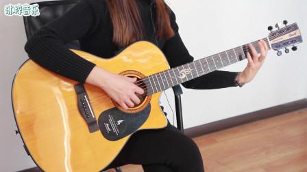 吉他的全音半音教学