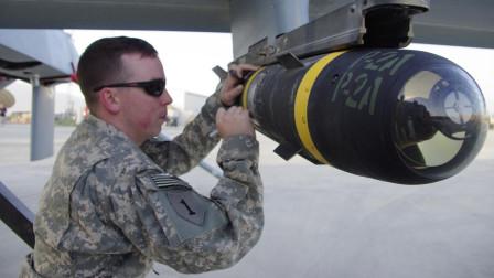 极速凌迟!美军导弹暗藏六枚刀片,当场切碎两名恐怖分子
