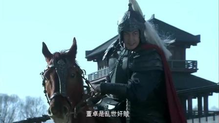 《三国》三英战吕布,三国第一猛将也没招了,刘关张三打一才勉强胜出
