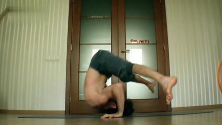 瑜伽,坚持练习,一切随之而来!