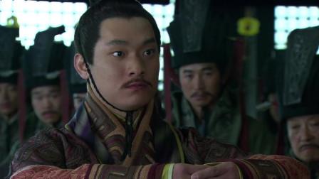 《三国》孙权听闻刘备出倾国之兵来替关羽与张飞报仇, 吓得连笔都拿不稳了