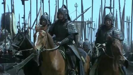 《三国》颜良被关羽偷袭杀死,正面交锋关羽未必赢