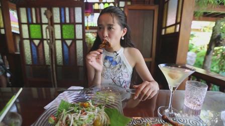 世界多美丽美食篇:从长滩岛到芽庄,美女主播吃遍异国美食!