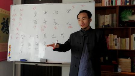 婚前如何从八字看穿另一半的本来面目,王炳程四柱命理入门自学视频