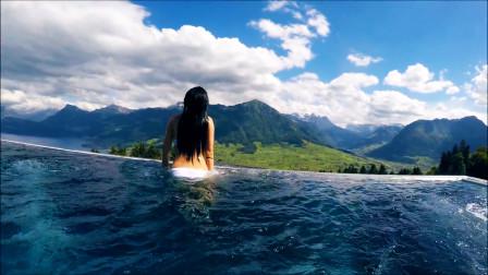 3个世界上著名的泳池,从自然恩赐到人工建造,风景真的很美