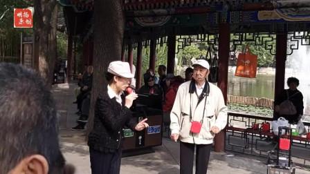 这位老先生已然90高龄 唱的还是那么神完气足 《武家坡》苏龙魏虎