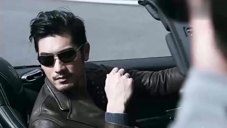 行走的奢侈品高以翔合集:穿西服开跑车很男人,个性却谦虚善良