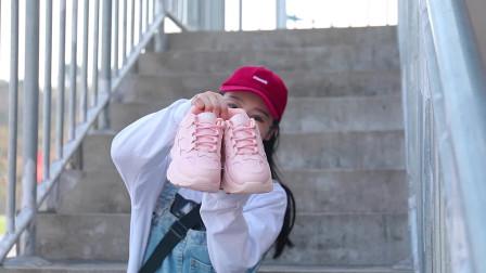 2020年新款女鞋老爹鞋网红女鞋个性潮款超火百搭透气厚底休闲