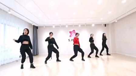青岛爵士舞《WHO AM I》练习室 JANE KIM编舞【青岛SPink舞蹈】