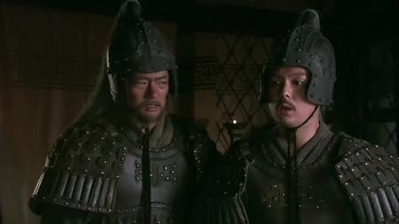 《三国》关羽英雄末路,手持青龙偃月刀大战徐晃