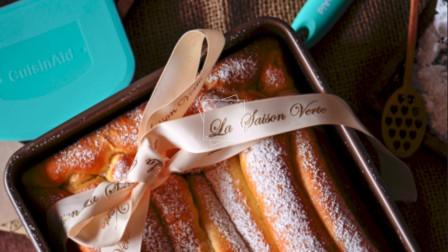 超详细步骤教你制作松软如云的台式甜面包-温莎排包