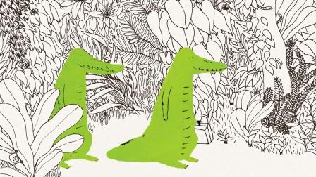 短吻鳄的自我烦恼:为什么每个人都叫我鳄鱼? 修复版