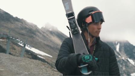DJI灵眸运动相机 - 征服惠斯勒雪坡