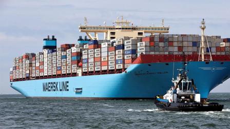 为什么船在行驶中会往外排水,到底是从哪来的水?今天算长见识了