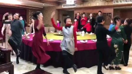 山水华府舞蹈队年会