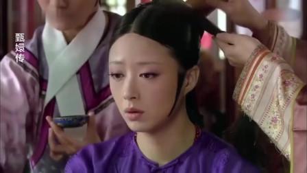 甄嬛传:华妃这段神演技,用表情给自己加戏,导演在现场都看呆了