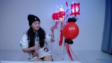 长条魔术街卖创意小造型气球编织入门基础简单教程教学