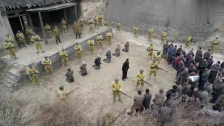 百团大战:鬼子屠杀百姓,彭老总大怒,干掉冈崎大队