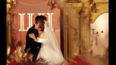 像素格子Studio出品:一首《亲密爱人》唱哭了所有人!(婚礼精剪)