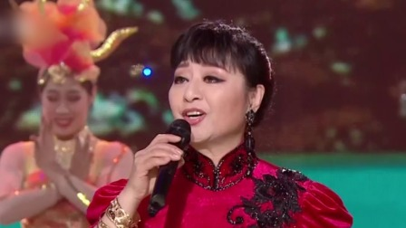 殷秀梅《新时代的祖国》,礼赞奋进新中国 吉林卫视春晚 20200117