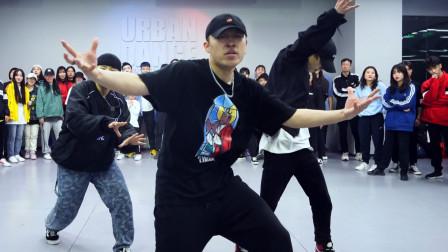 小孟 编舞《November Rian》Urban Dance Studio 都市编舞工作室 吴亦凡