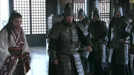 《三国》敢跟曹操顶嘴的将军,我见虎将许褚是第一个