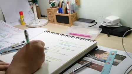 「失踪人口回归」大家好久不见~Vlog#1 书桌整理 Sketch book制作