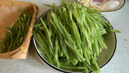 扁豆和它一起吃,每天吃一点,滋阴补肾,远离肾虚困扰