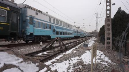 【我在北京拍火车】2020春运季(1)