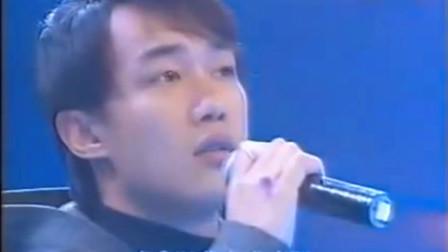 声带巅峰时期的陈奕迅是怎么样的?轻轻松松唱出高音,惊艳四座!