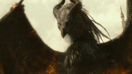 精灵女王拥有凤凰血脉,一旦涅槃就能变成精灵巨兽,一部魔幻电影
